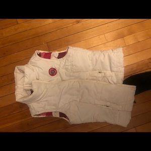 White vest -priced to go